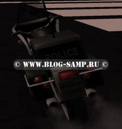 Cop Bike
