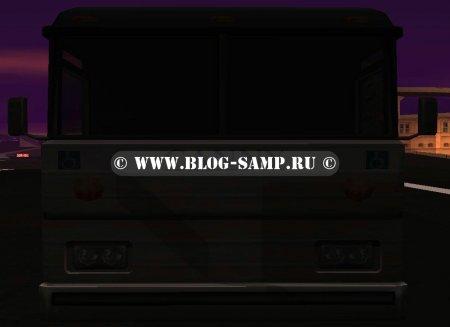Bus, автобус в SA